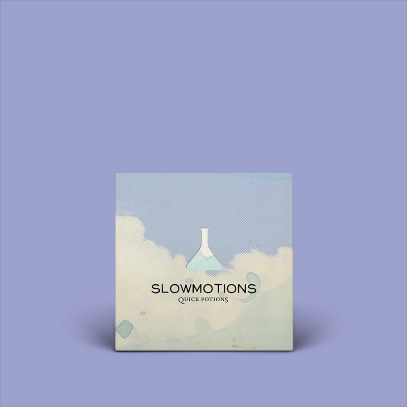 Slowmotions - Quick Potions CD