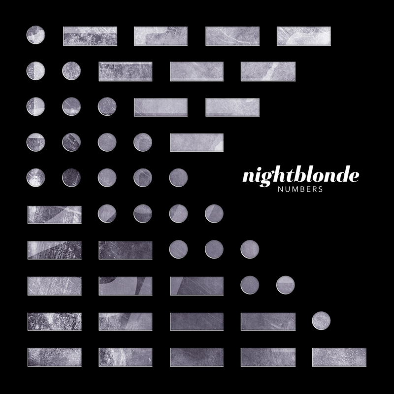 Nightblonde - Numbers
