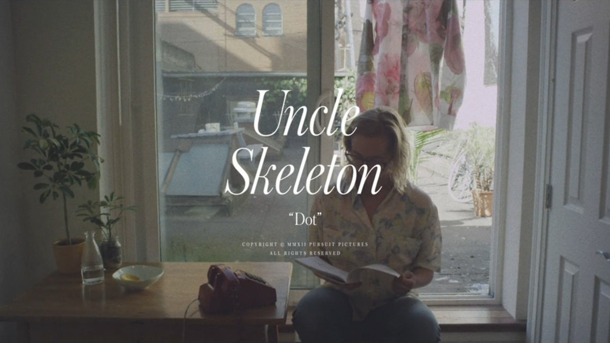 Uncle Skeleton - Dot